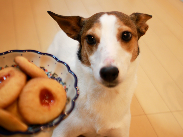はるみレシピのいちごジャムクッキー